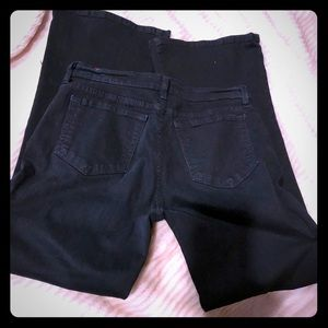 Tummy tuck NYD jeans beautiful fit size 10p,black